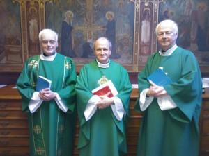 Fr David Burns