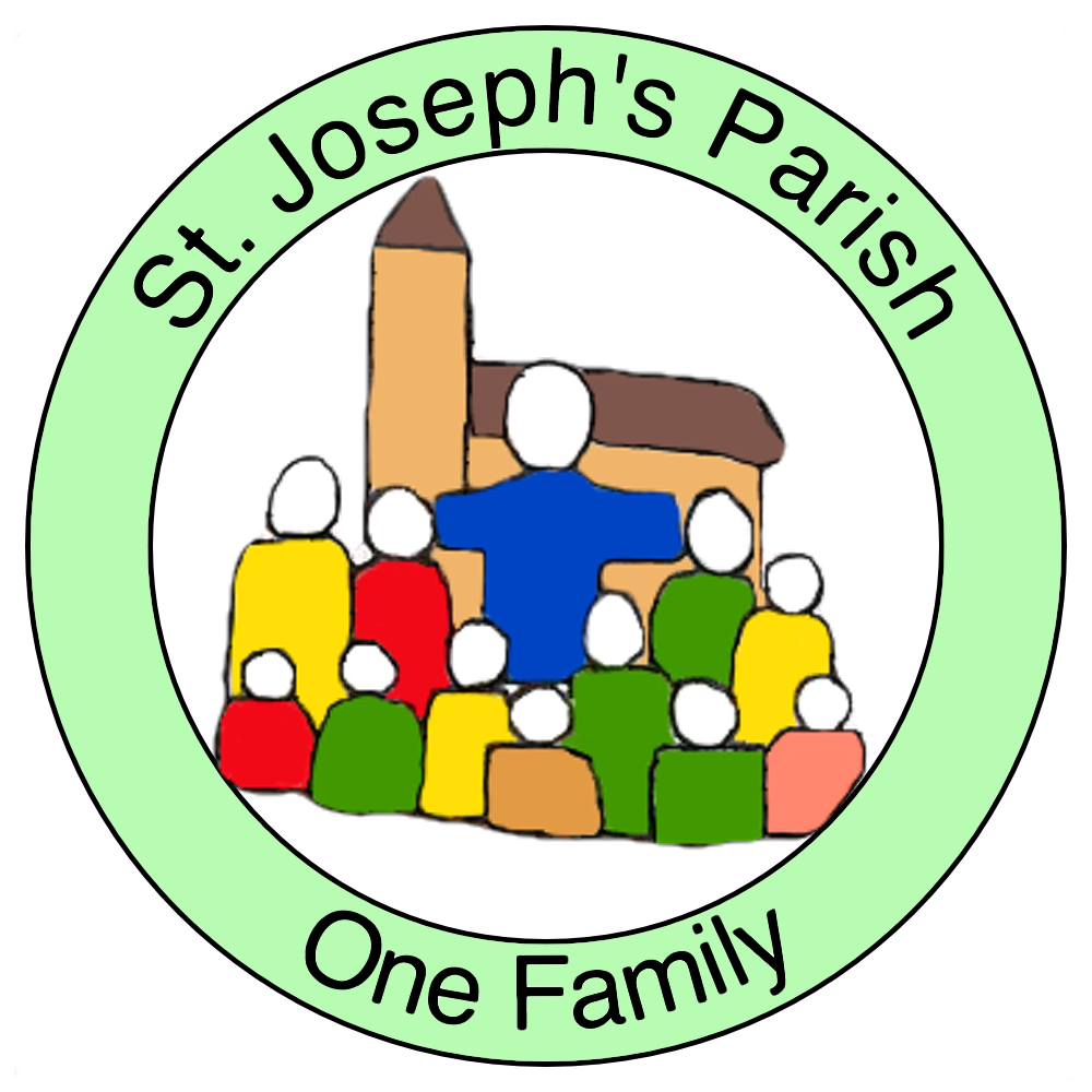 St Joseph's New Circle Logo HD Colour